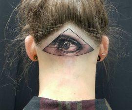 Augen Tattoo Designs mit Bedeutungen – 21 Ideen