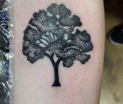 Baum Tattoo – Seine Bedeutung und 40 tolle Design Ideen
