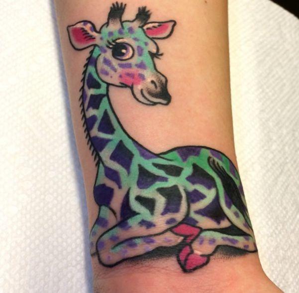 Giraffe Bedeutung