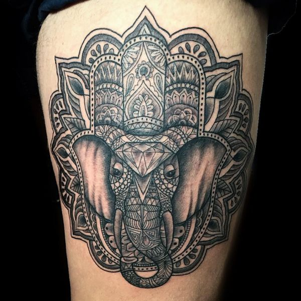 The gallery for lotus flower tattoos designs - Leuchtturm tattoo bedeutung ...