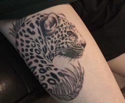 Jaguar Tattoos und ihre Bedeutungen