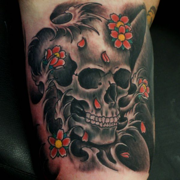 Yakuza Tattoo Design