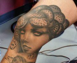Medusa Tattoos : 20 Ideen mit Bedeutung