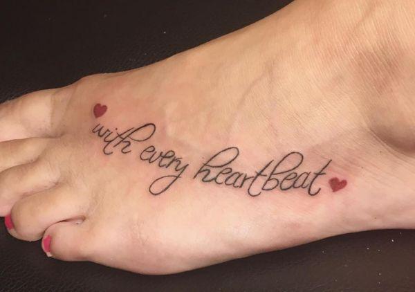 Tattoo Sprüche für hoffnung