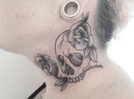 Totenkopf Tattoos – 20 Ideen mit Bedeutung