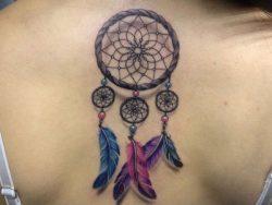 Traumfänger Tattoo – Seine Bedeutung und 22 Ideen