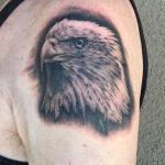 20 Wunderschöne Weißkopfseeadler Tattoos